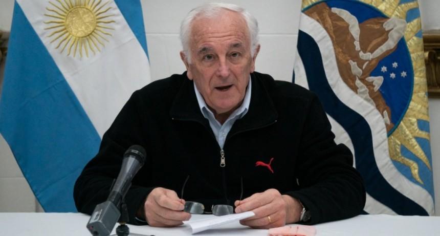 VIDEO: Nadalich habló de los anuncios sobre la nueva fase de la Cuarentena