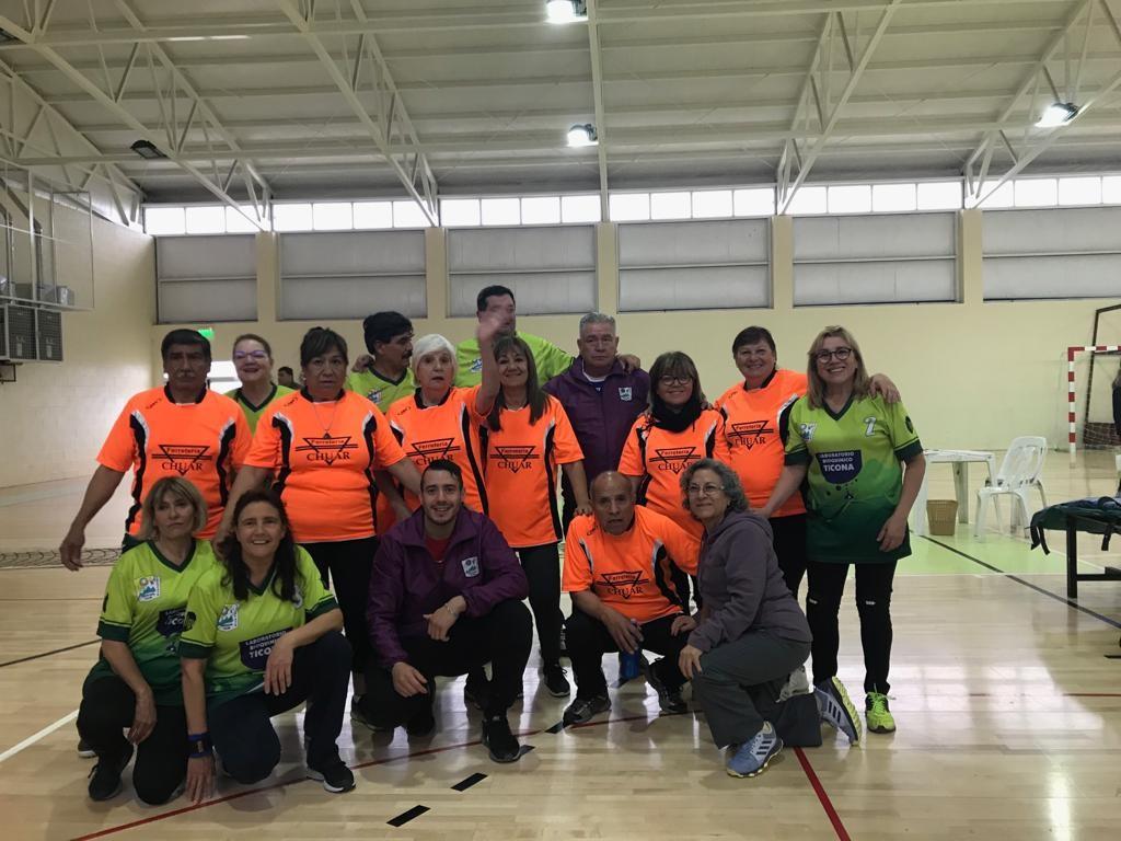 Newcom y Vóley en Río Gallegos con presencia calafateña