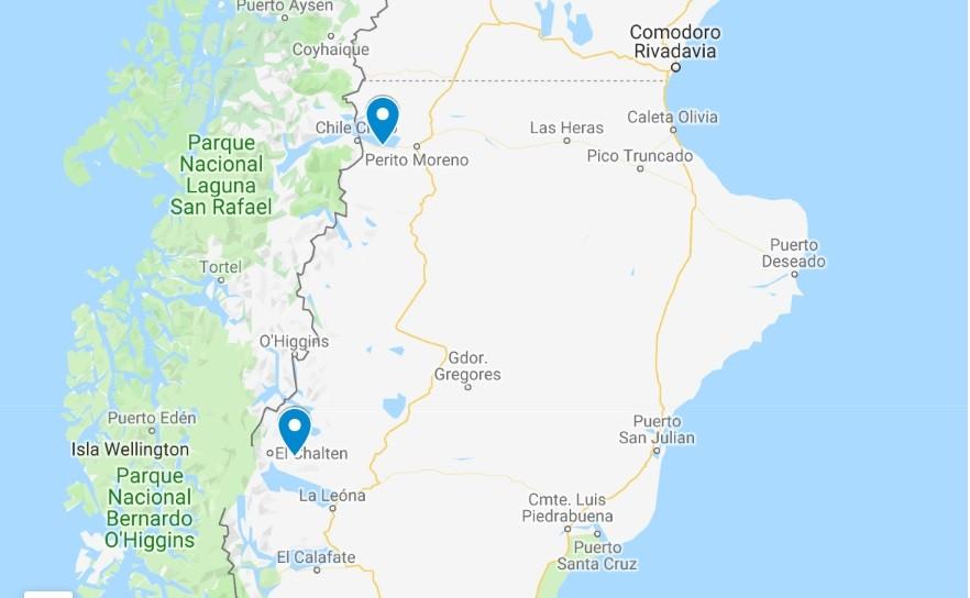 Nación creó la Reserva Natural Piedra del Fraile en zona de El Chalten