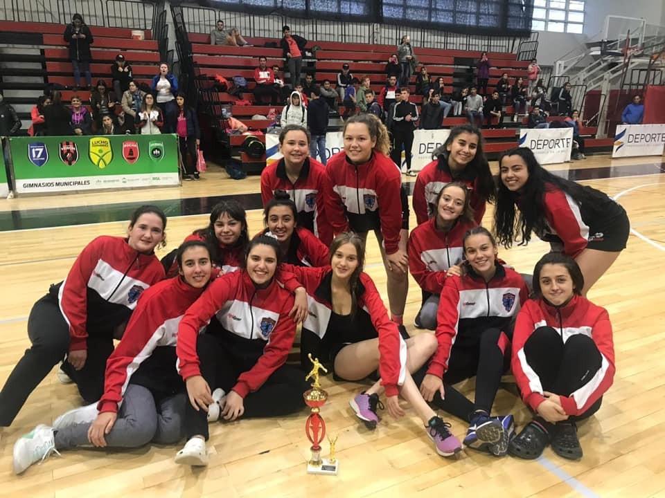 El handball de El Calafate se puso en movimiento