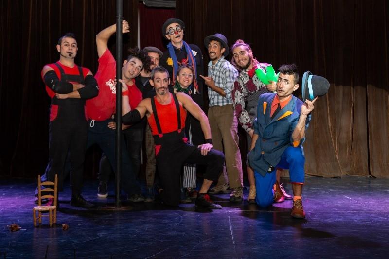 """HOY. Gran cierre del festival de """"El Circo nos Amontona"""" en El Calafate"""