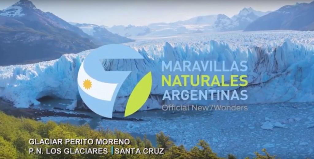 El Glaciar Perito Moreno es una de las 7 Maravillas Naturales de Argentina
