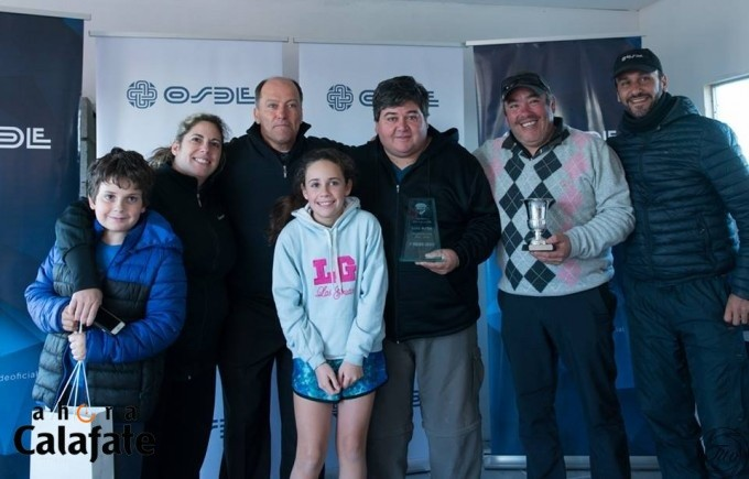 Calafateño ganó el Abierto de Golf de Río Gallegos