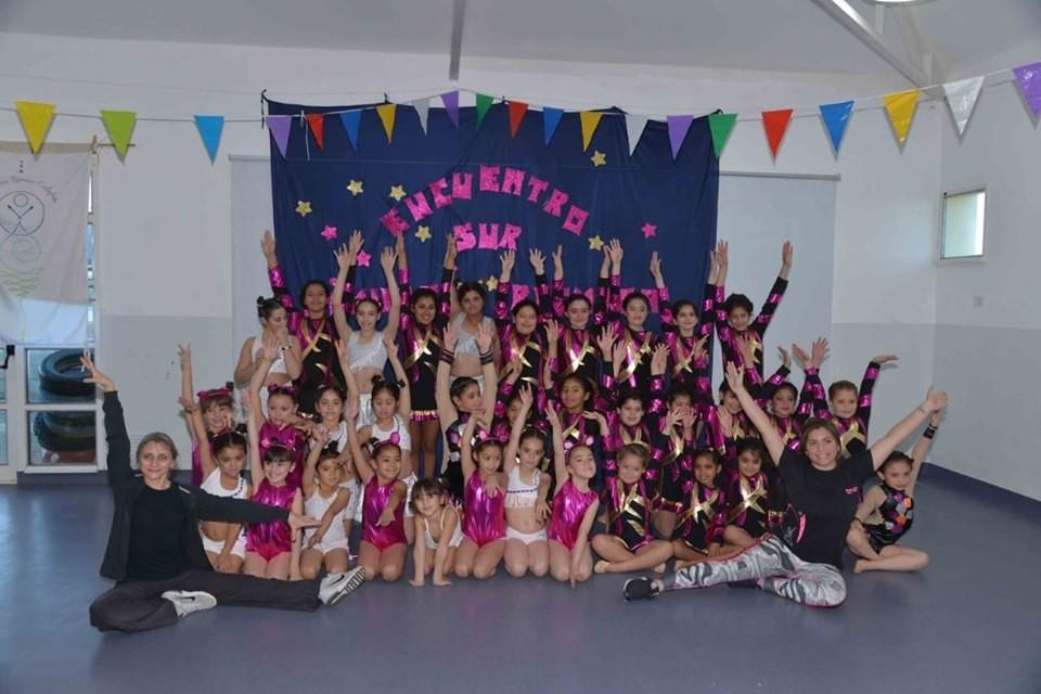 El Calafate en encuentro Sur 2019 de Gimnasia Rítmica