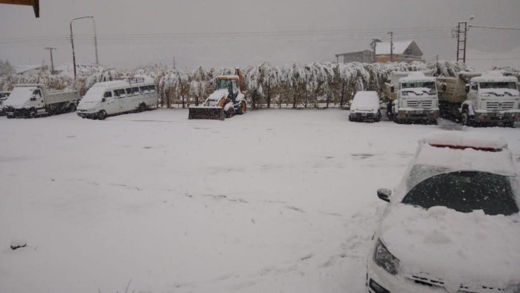 Lluvia, Nieve y Viento. Rigen dos alertas meteorológicos para la zona