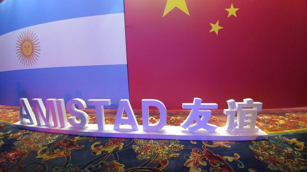 El Calafate integra misión argentina en China