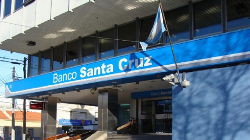 Proyecto para que el Estado retome el control del Banco Santa Cruz