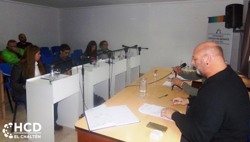 El Chaltén. Concejales piden a Alicia por el diputado por Municipio