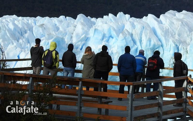 Serán bonificadas más de 9.000 entradas al PN Los Glaciares