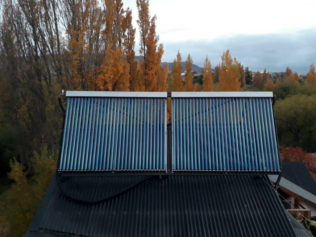 Hotel se convierte a la energía solar