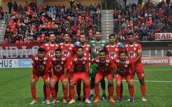Pablo Alvarado uno de los pilares en el triunfo de la Copa Sudamericana