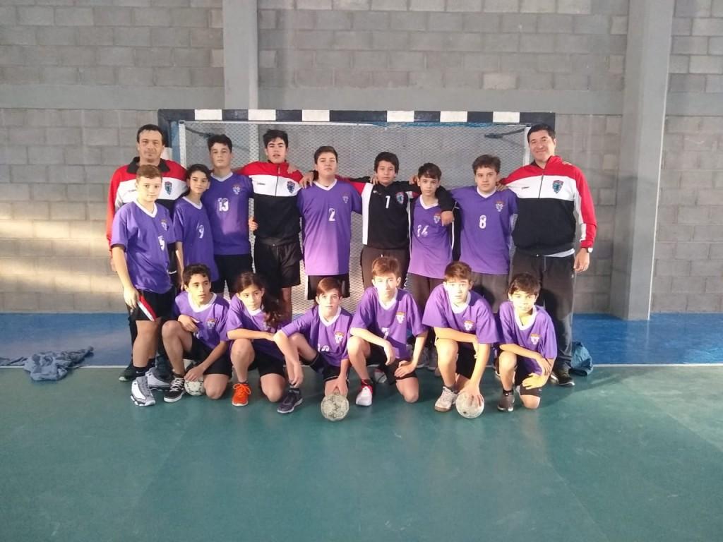 Handball: Torneo de Menores y visita del técnico nacional Dady Gallardo
