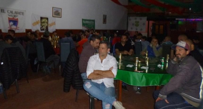 Se presentó la Liga de Veteranos de Fútbol y Futsal