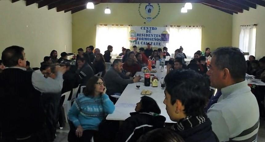 """Centro Formoseño se reunió para celebrar el """"Día del Trabajo"""""""