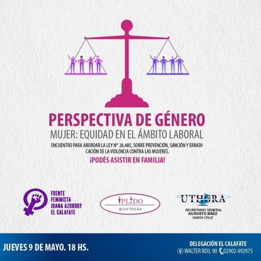 UTHGRA invita al encuentro 'Mujer: Equidad en el ámbito laboral'