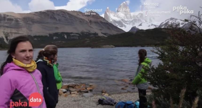 VIDEO: El Chaltén a través de PakaPaka
