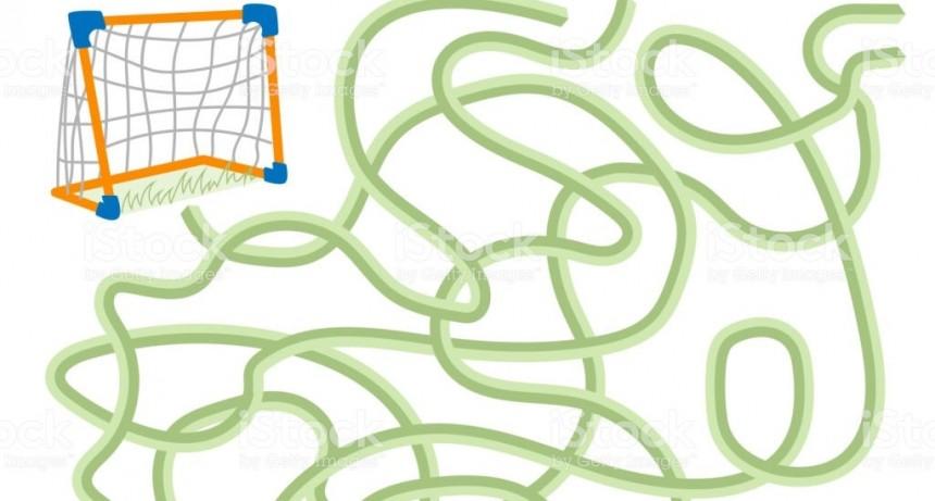 El fútbol de El Calafate se encierra en su laberinto