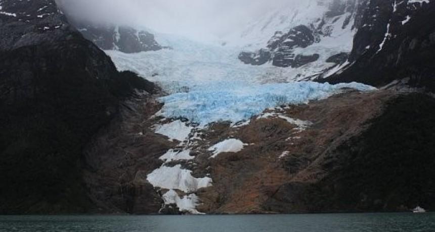 Descubren una importante grieta en el hielo continental.
