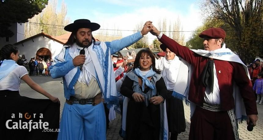 FOTOS y VIDEO: Las imágenes de la Fiesta Patria