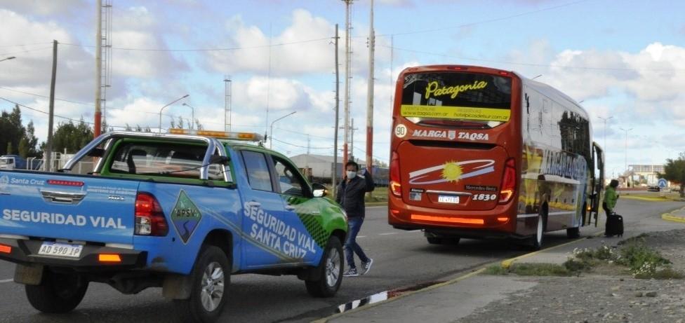 Provincia está organizando el regreso de santacruceños varados