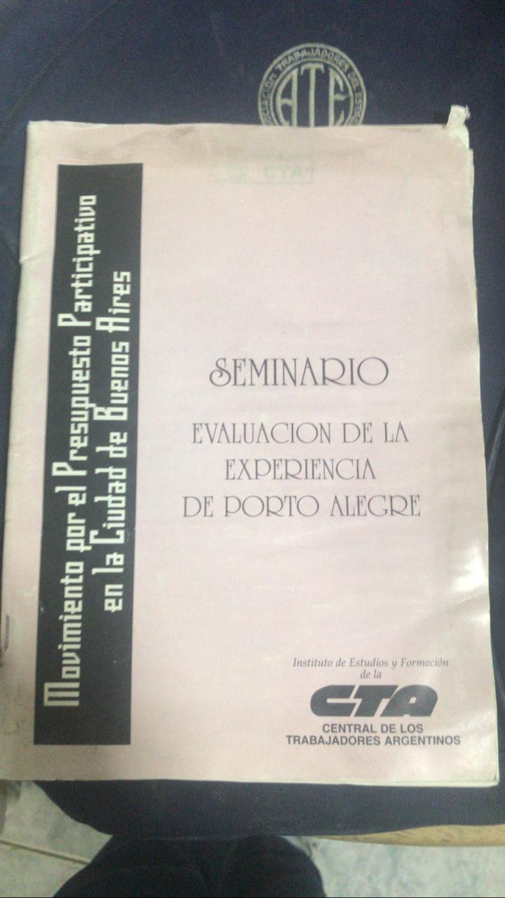 CARTAS ORGÁNICAS Y EL PRESUPUESTO PARTICIPATIVO