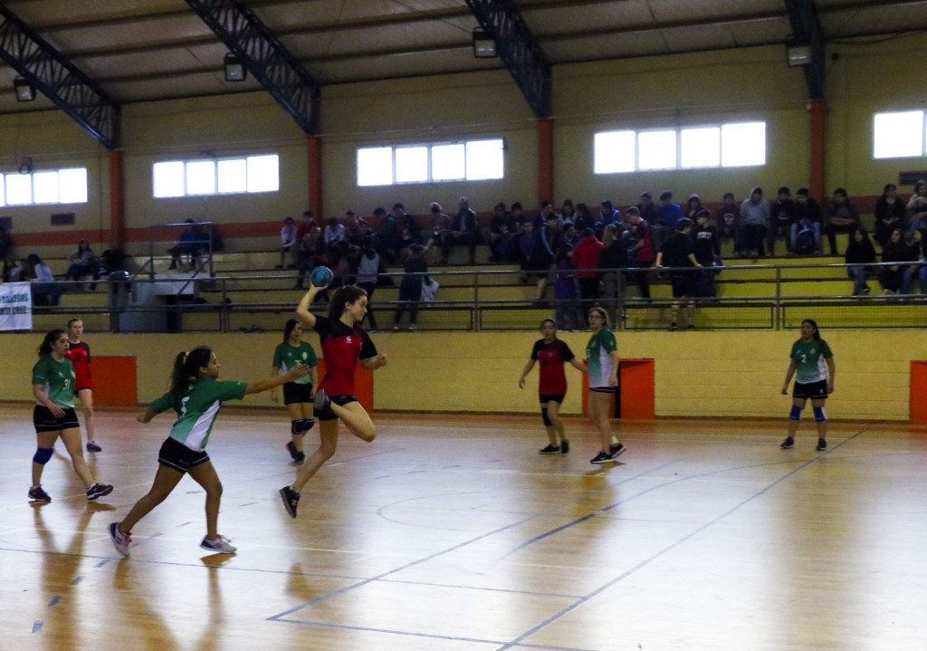 2da Fecha de la Liga Escolar Municipal de Handball