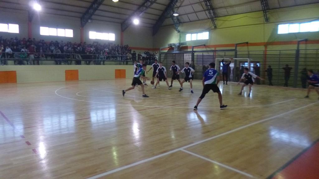 Resultados de la Liga Escolar Municipal de Handball
