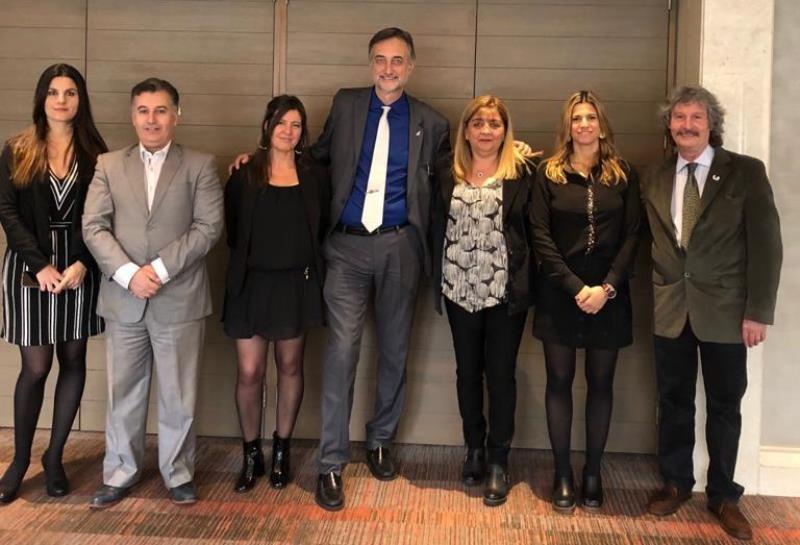 El Calafate presente en la FIEXPO de Chile