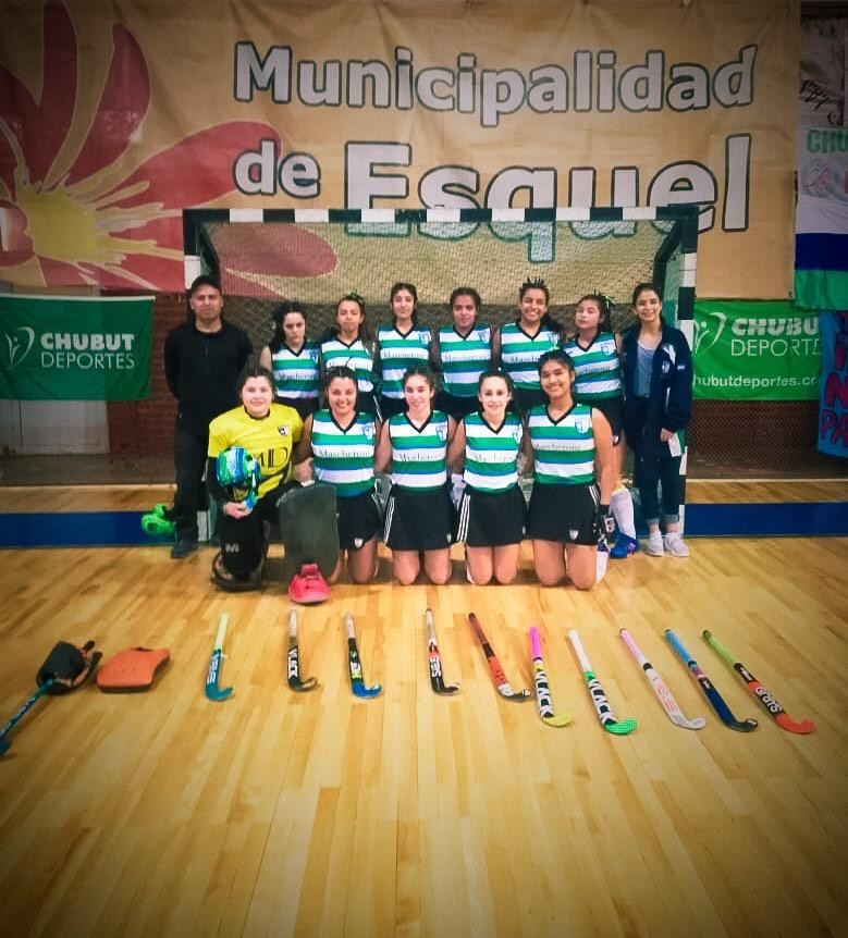 Buena actuación de ECRHC en el Argentino de Clubes Damas Sub. 16 Pista