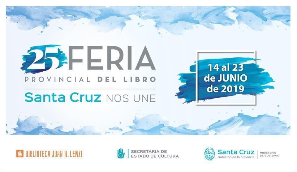 Comienza la 25ᵃ edición de la Feria Provincial del Libro