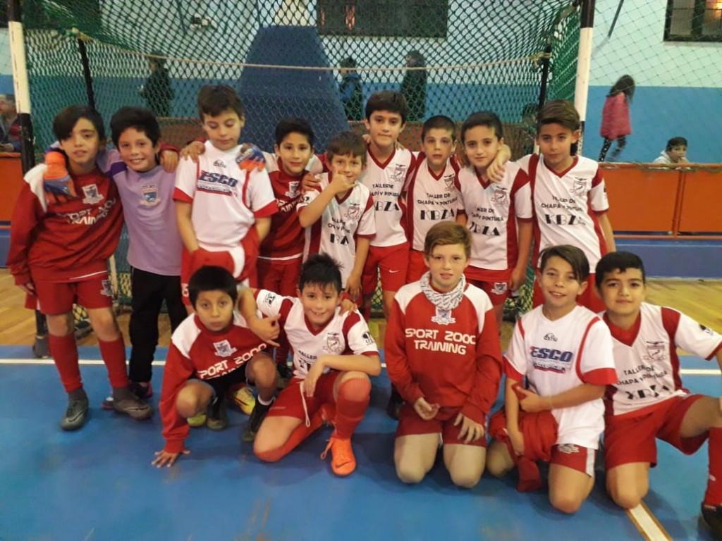 Esperanza presente en Torneo Provincial de Futsal Infantil