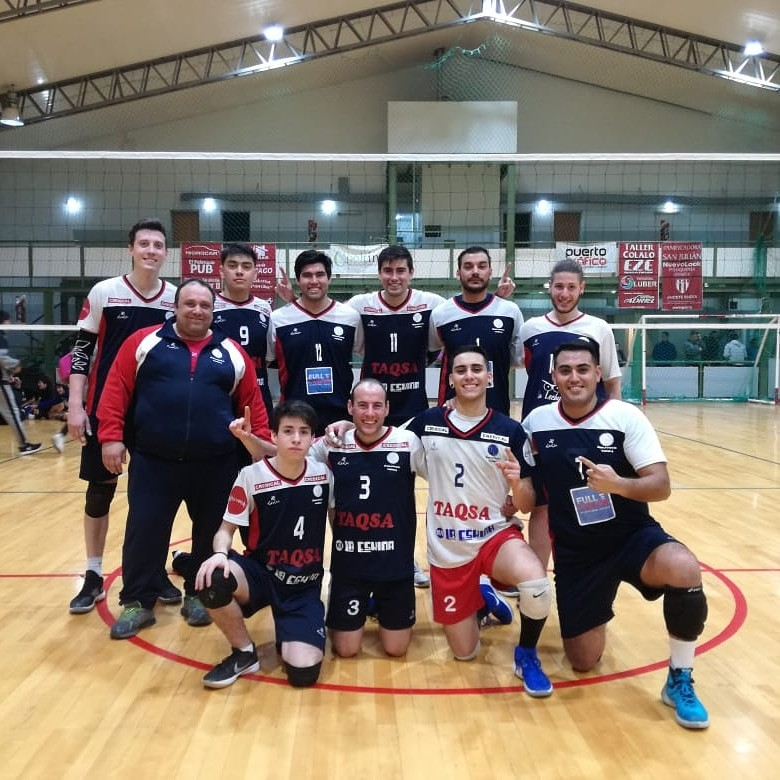 AMUVOCA Vóley BICAMPEÓN del torneo provincial de Vóley Mayores