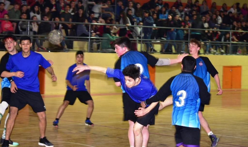 Sigue el Handball Escolar en El Calafate