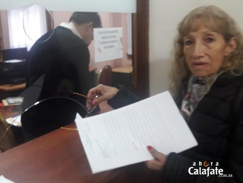 Carta a la Gobernadora para que no haya más trabas a un fallo que condena a la Policía
