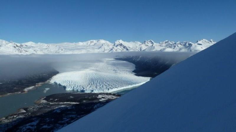Gobierno quiere expropiar tierras cerca del Glaciar Perito Moreno