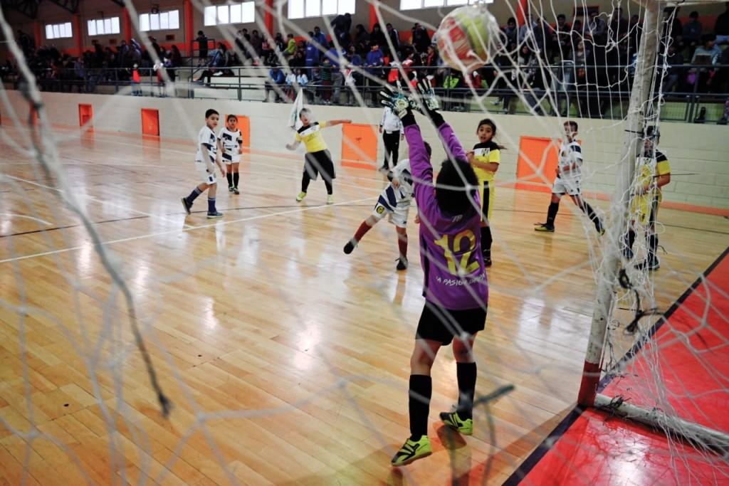 Volvió la Liga de Futsal Infantil