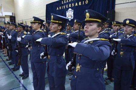 INSCRIPCIONES ABIERTAS PARA EL INGRESO A LA POLICIA DE LA PROVINCIA DE SANTA CRUZ