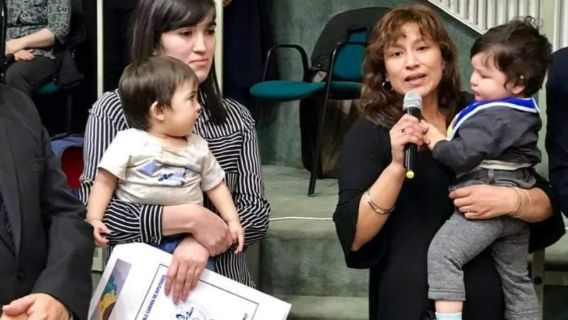 La iniciativa de dos madres convertida en ley