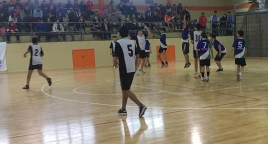 Arrancó la Liga Escolar Municipal de Handball