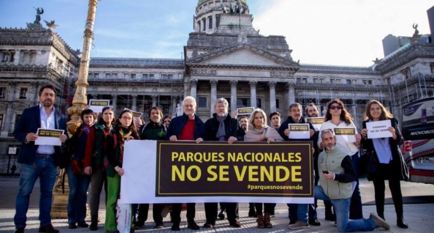 Un decreto de Macri le quita a Parques Nacionales una función clave