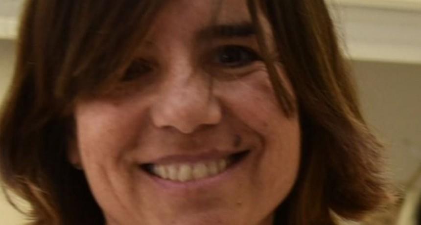 Una ex jueza es la Vice de Javier Belloni