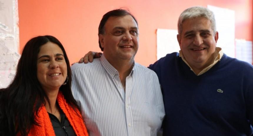 Adelanto: Juan Manuel Miñones y Majo Perez Correa candidatos a diputados de Belloni