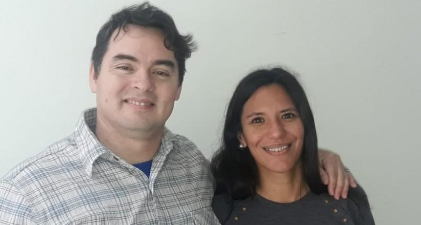 Los candidatos locales y provinciales de la UCR Calafate