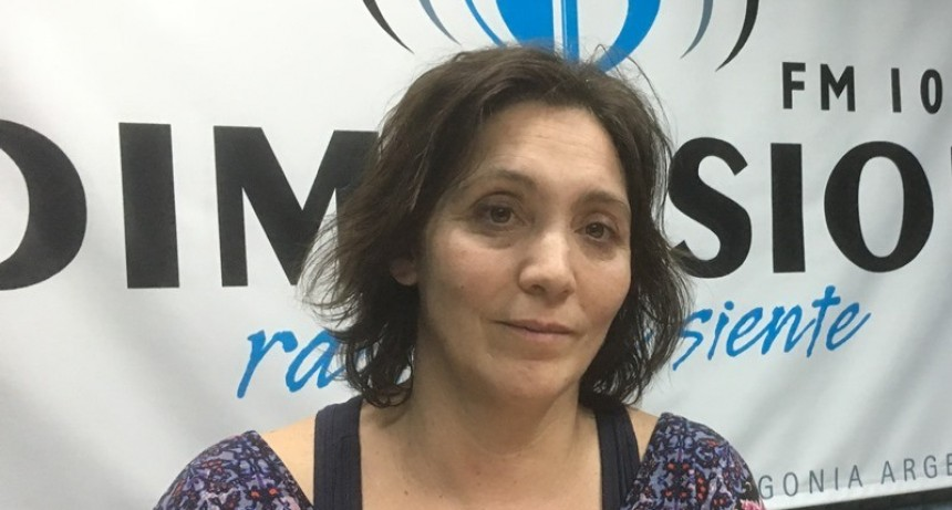 Verónica De Cristófaro también va con Alicia Kirchner