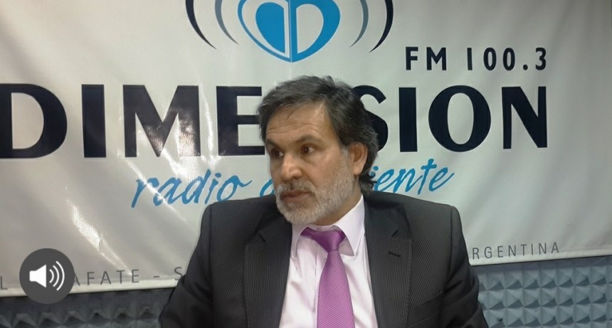 EN FM DIMENSION, EL JUEZ HABLÓ DE CAUSAS RESONANTES