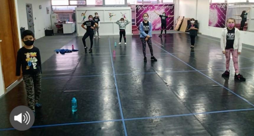 EL REGRESO A LA ACTIVIDAD. BALLET Y DANZA