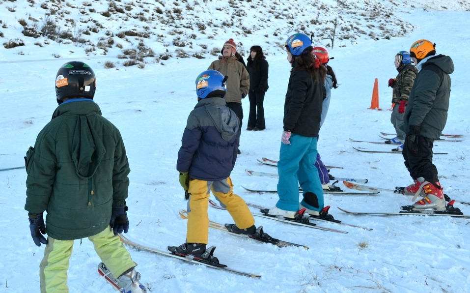 Vuelve la Escuela Municipal de Esquí