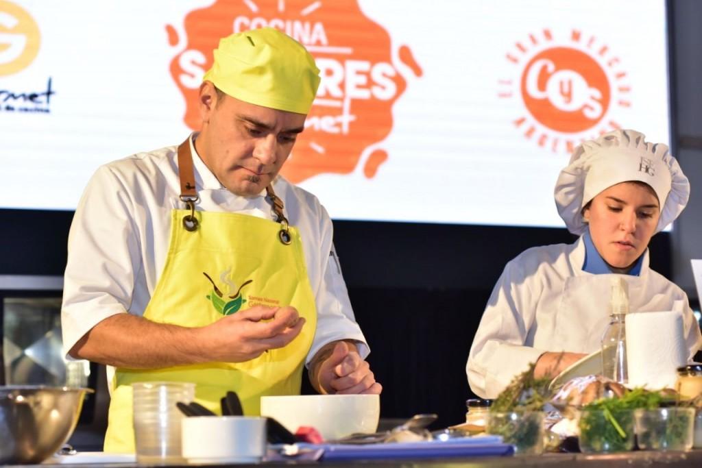 La historia familiar que inspiró al chef calafateño premiado en Torneo Nacional