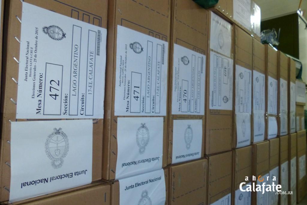 Elecciones. En El Calafate hay 17.867 personas empadronadas