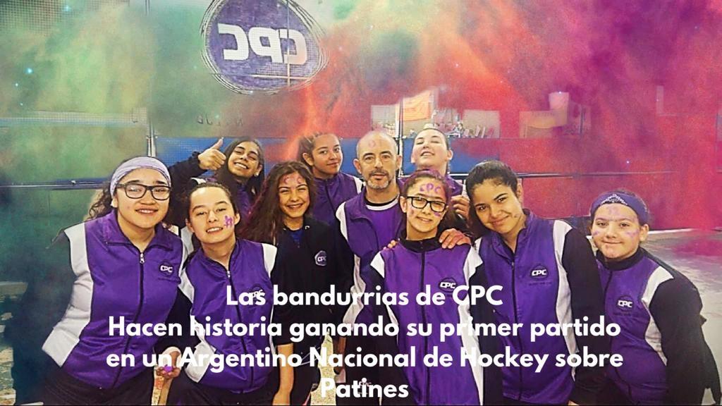Hockey Patín. Las chicas crecen y siguen haciendo historia